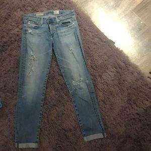 Ladies Adriano goldschmied Jeans